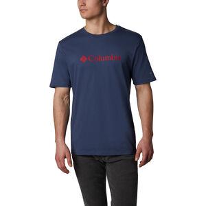 Columbia CSC Basic Logo Shortsleeve Shirt Herren dark mountain dark mountain