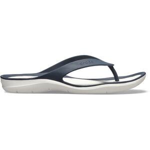Crocs Swiftwater Flip Sandals Damen navy/white navy/white