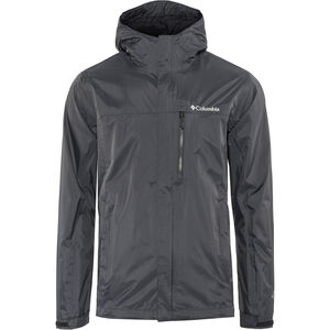 Columbia Pouring Adventure II Jacket Herren black black