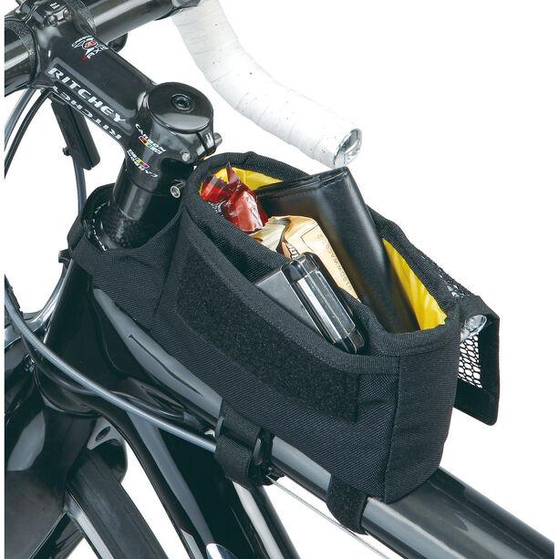 Topeak TriBag Large Rahmentasche schwarz
