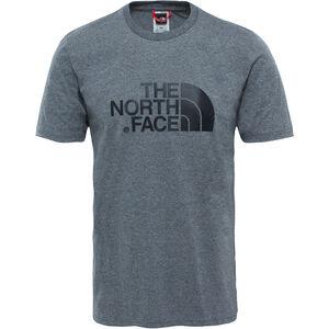 The North Face Easy SS Tee Herren tnf medium grey heather