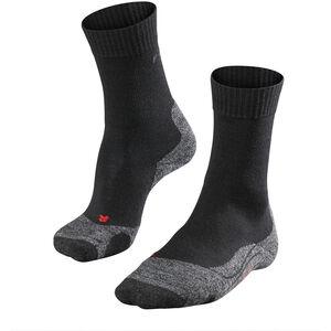 Falke TK2 Trekking Socks Damen black-mix black-mix