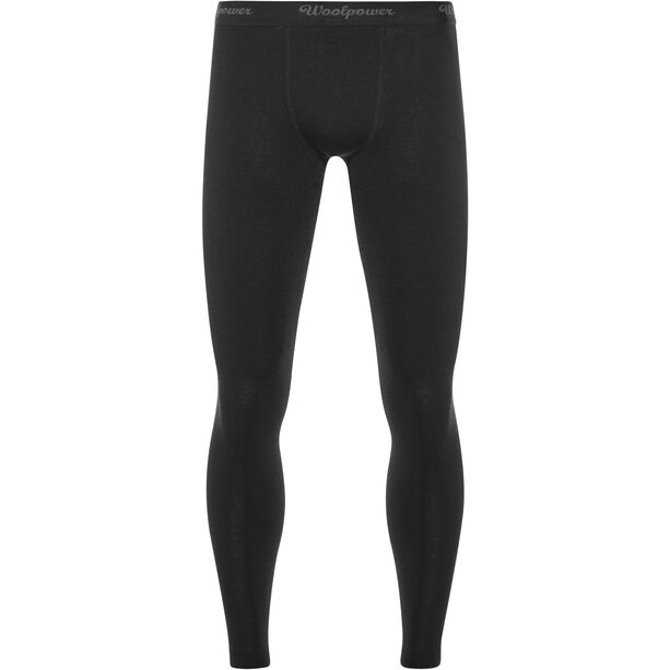 Woolpower Lite Long Johns Herren black