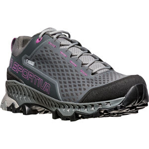 La Sportiva Spire GTX Surround Shoes Damen carbon/purple carbon/purple