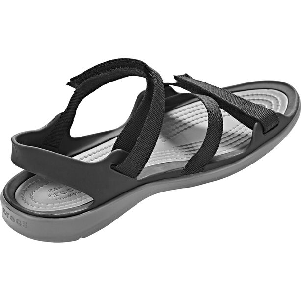 Crocs Swiftwater Webbing Sandals Damen black