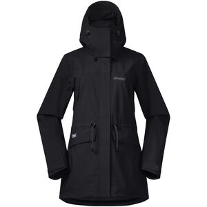 Bergans Breheimen 2L Jacket Damen black/solid charcoal black/solid charcoal