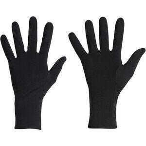 Icebreaker 260 Tech Liner Handschuhe black black