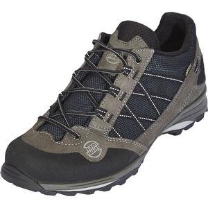 Hanwag Belorado II Low GTX Schuhe Herren asphalt/black asphalt/black
