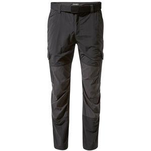 Craghoppers NosiLife Pro Adventure Trousers Herren black/black pepper black/black pepper
