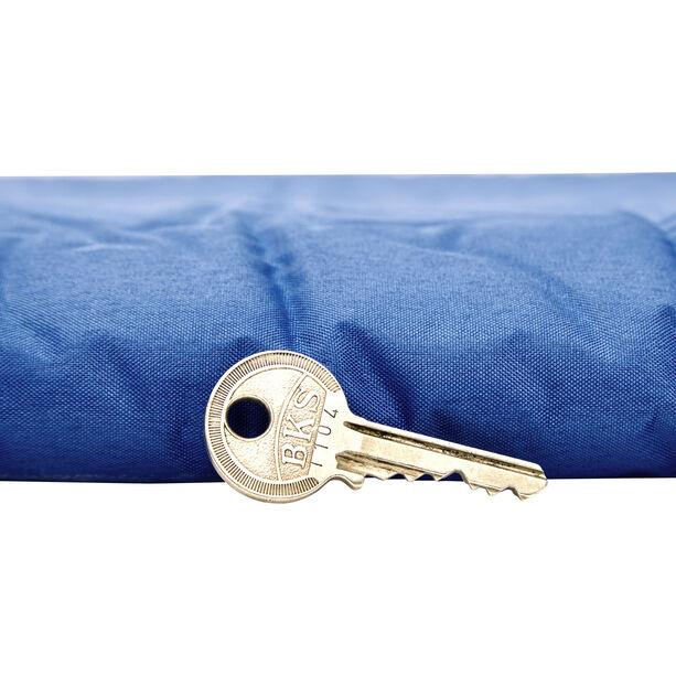 CAMPZ Double Comfort Matte L blau