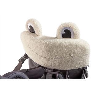 VAUDE Frog Cushion white white