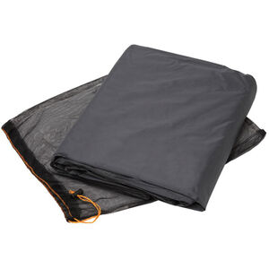 VAUDE Badawi 4P Floor Protector Comfort anthracite anthracite