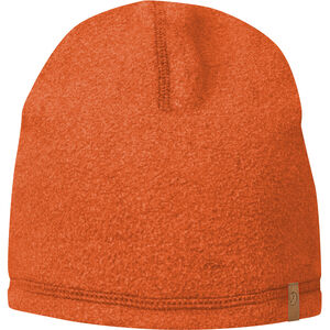 Fjällräven Lappland Fleecemütze safety orange safety orange