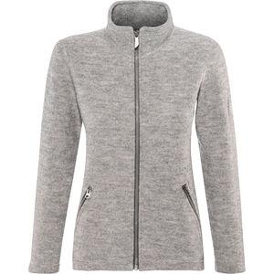 Ivanhoe of Sweden Bella Full-Zip Jacket Damen grey marl grey marl