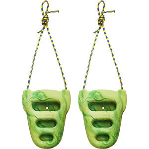 Metolius Rock Rings 3D Training Device green green