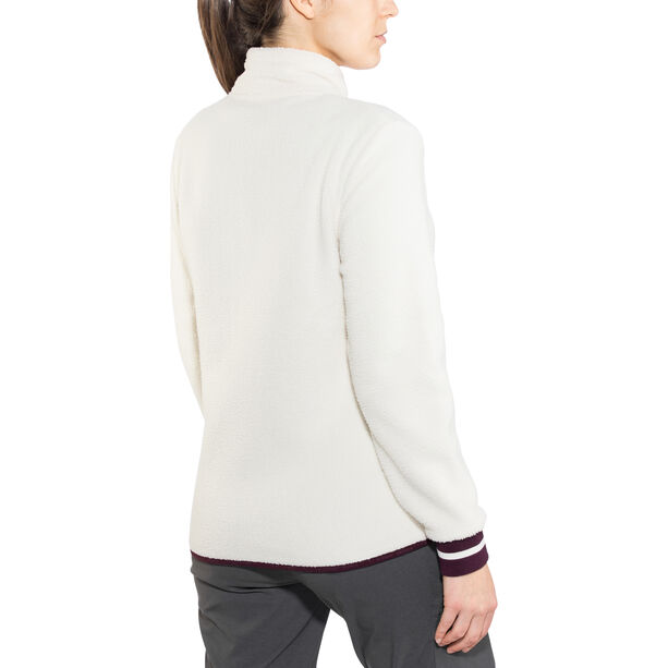 Kari Traa Røthe Midlayer Damen natural white