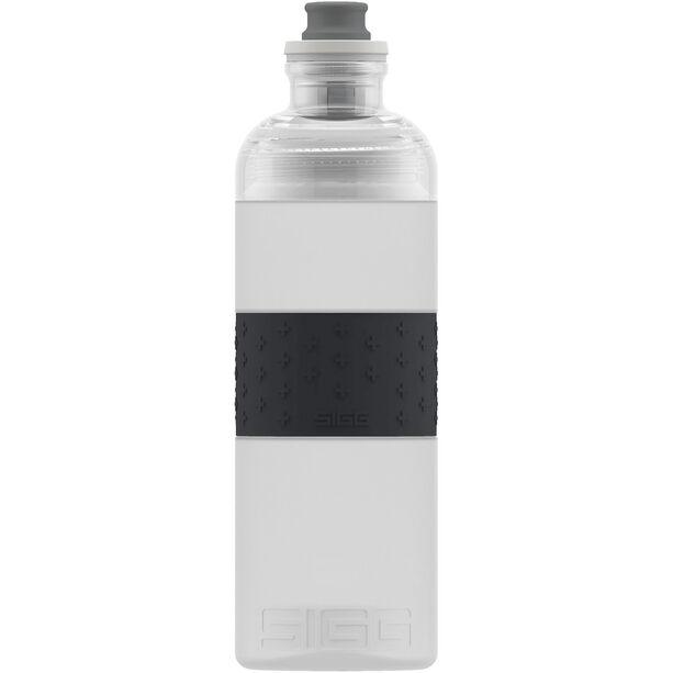 Sigg Hero Trinkflasche 0,6l transparent
