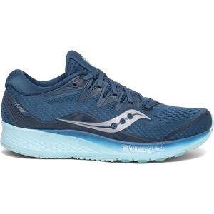 saucony Ride ISO 2 Schuhe Damen blue/aqua blue/aqua