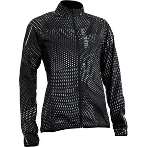 Salming Ultralite 3.0 Jacket Damen black all over print black all over print