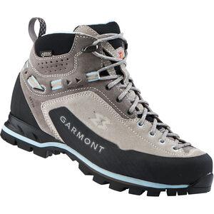 Garmont Vetta GTX Mid Cut Shoes Damen warm grey/light blue warm grey/light blue