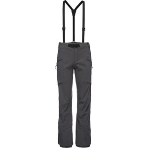Black Diamond Dawn Patrol Hose Damen anthracite anthracite