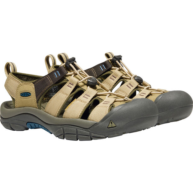 Keen Newport Hydro Sandals Herren antique bronze/safari