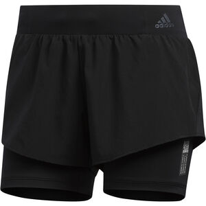 "adidas Adapt Shorts 3"" Damen black black"