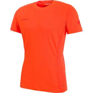 Mammut Sertig T-Shirt Herren dark orange-dark orange dark orange-dark orange