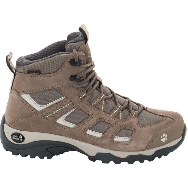 Jack Wolfskin Vojo Hike 2 Texapore Mid Shoes Damen siltstone