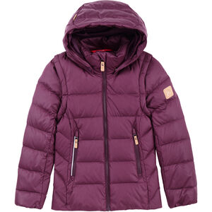Reima Minna Daunenjacke Mädchen deep purple deep purple