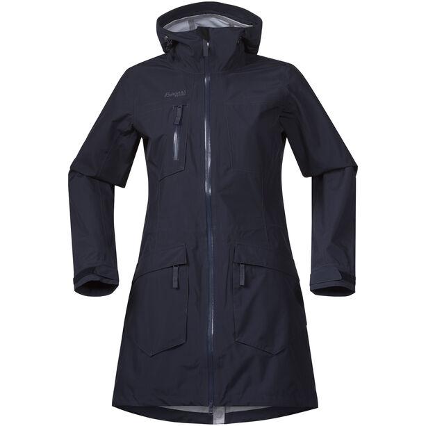 Bergans Hella Coat Damen dark navy/night blue
