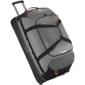 Eagle Creek Expanse Drop Bottom 32 Wheeled Duffel Bag stone grey stone grey
