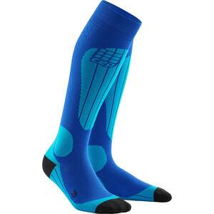 cep Ski Thermo Socken Damen blue/azure blue/azure
