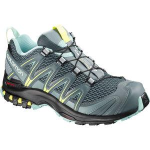 Salomon XA Pro 3D Shoes Damen stormy weather/lead/eggshell blue stormy weather/lead/eggshell blue