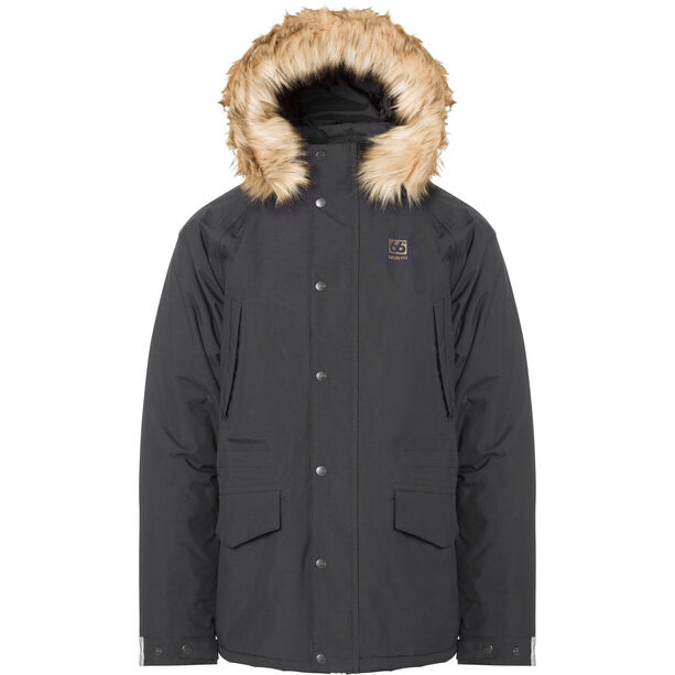 66° North Hekla Parka Herren black
