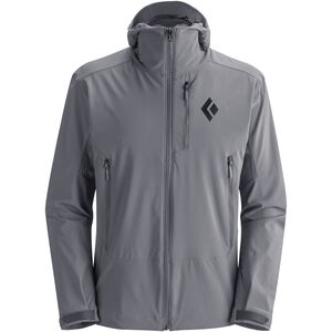 Black Diamond Dawn Patrol Shell Jacket Herren ash ash