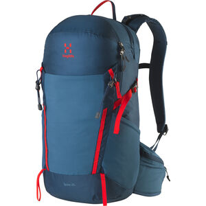 Haglöfs Spira 25 Backpack blue ink/pop red blue ink/pop red