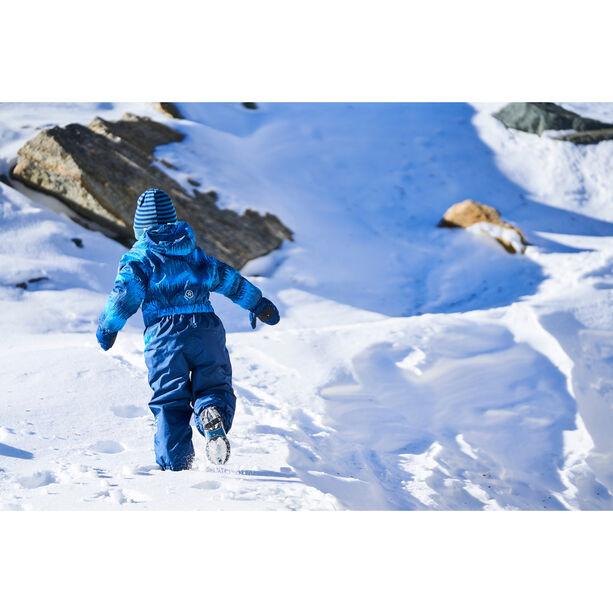 Color Kids Klement Gefütterter Coverall Kinder estate blue