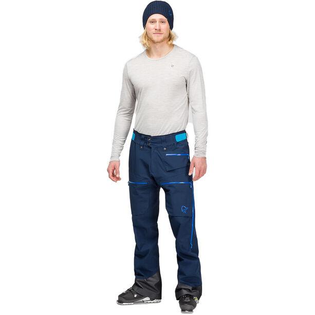 Norrøna Lofoten Gore-Tex Insulated Pants Herren indigo night