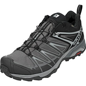 Salomon X Ultra 3 GTX Shoes Herren black/magnet/quiet shade black/magnet/quiet shade