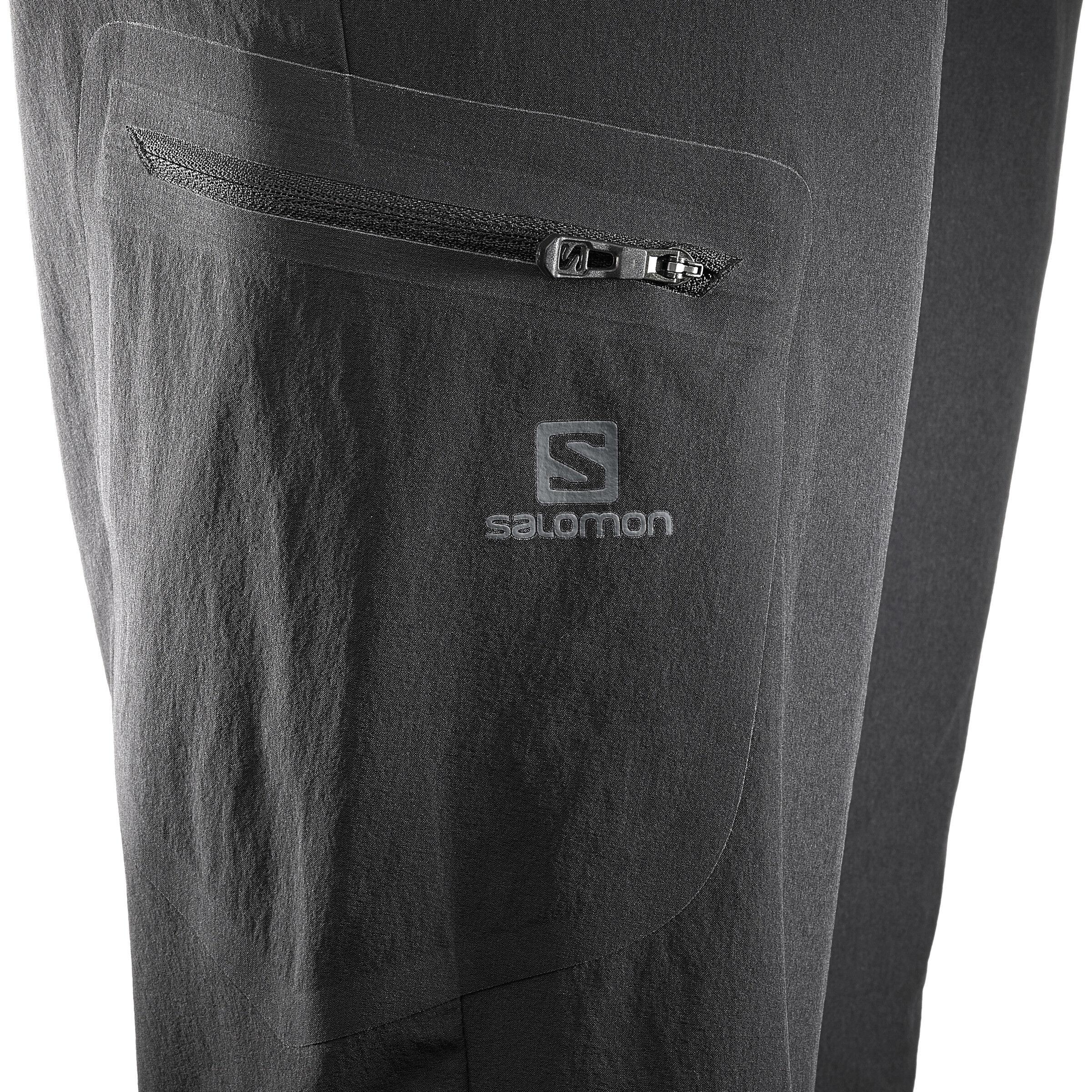 Salomon Wayfarer Straight Pants Damen black