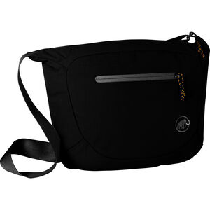 Mammut Shoulder Bag Round 8l black black