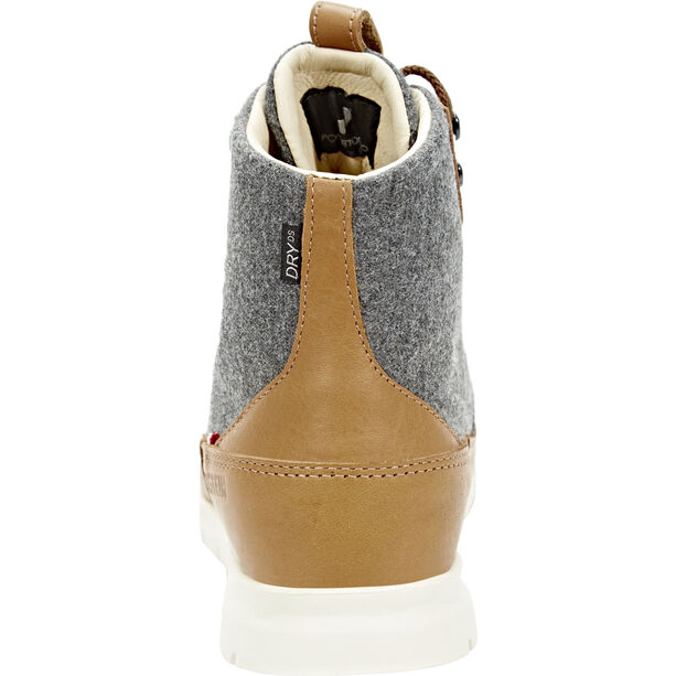 Dachstein Emilia Shoes Damen grey/brandy