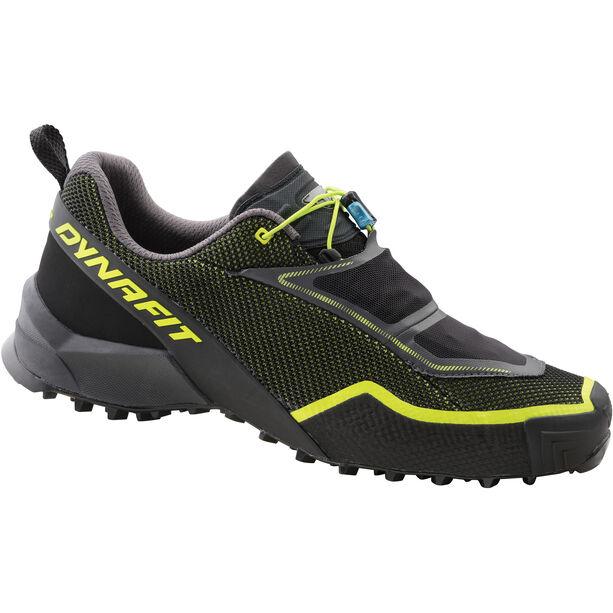 Dynafit Speed MTN Shoes Herren black/fluo yellow