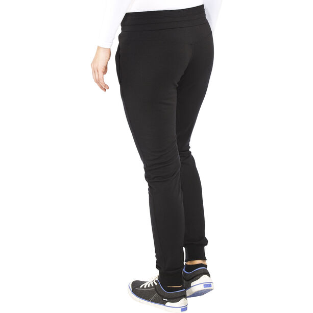 Icebreaker Crush Pants Damen black/charcoal