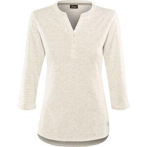 Schöffel Johannesburg Longsleeve Shirt Damen white alyssum white alyssum