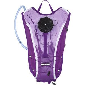 SOURCE Spinner NC Trinkrucksack 1,5l Kinder purple purple