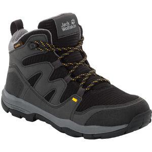Jack Wolfskin MTN Attack 3 Texapore Mid Shoes Kinder burly yellow xt burly yellow xt
