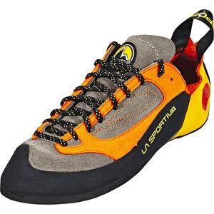 La Sportiva Finale Climbing Shoes Herren brown/orange brown/orange