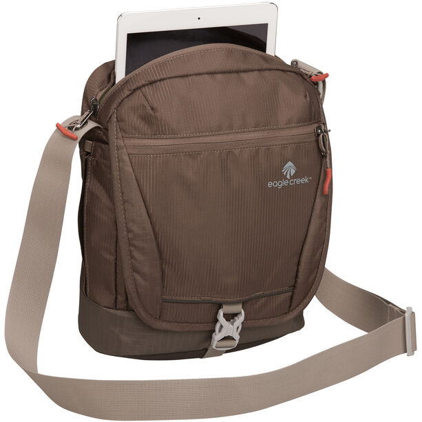 Eagle Creek Guide Pro Courier RFID brown